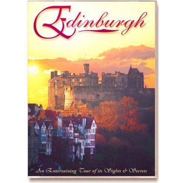 Edinburgh - An Entertaining Tour of Its Sights and Secrets [DVD]